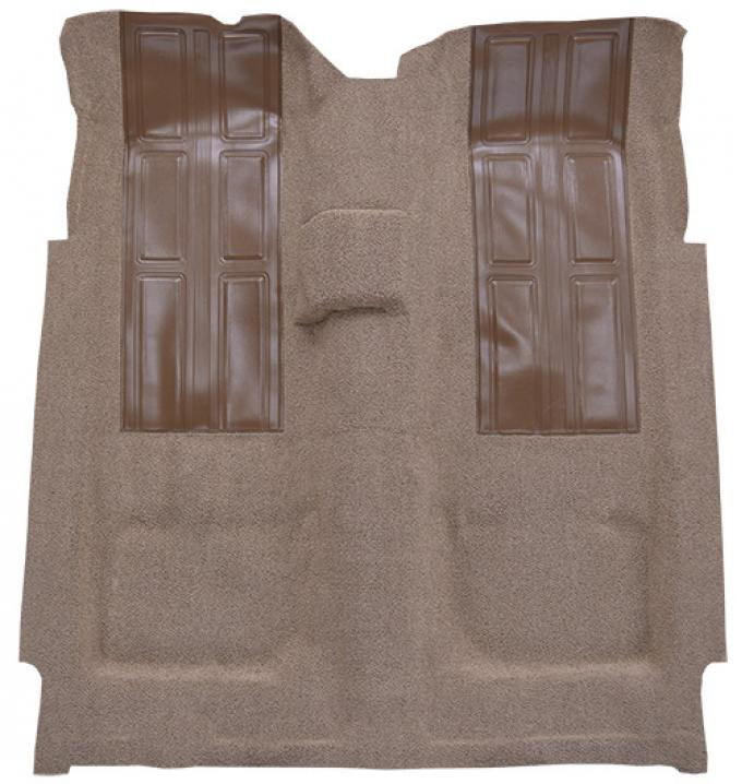 ACC  Ford Torino GT with 2 Fawn Inserts 2DR 4spd Loop Carpet, 1972-1973