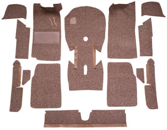 ACC  BMW 2002 2DR Cut & Sewn Cutpile Carpet, 1966-1976