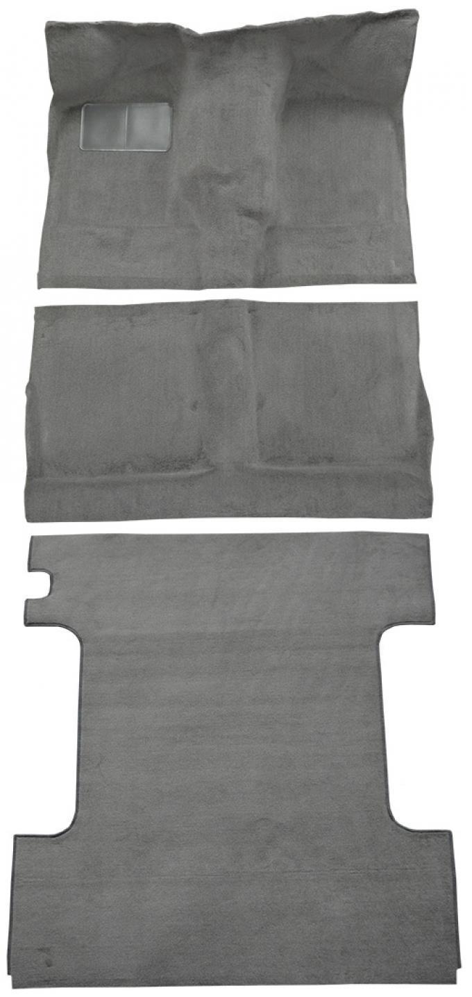 ACC  Isuzu Trooper 2DR Complete Cutpile Carpet, 1984-1991