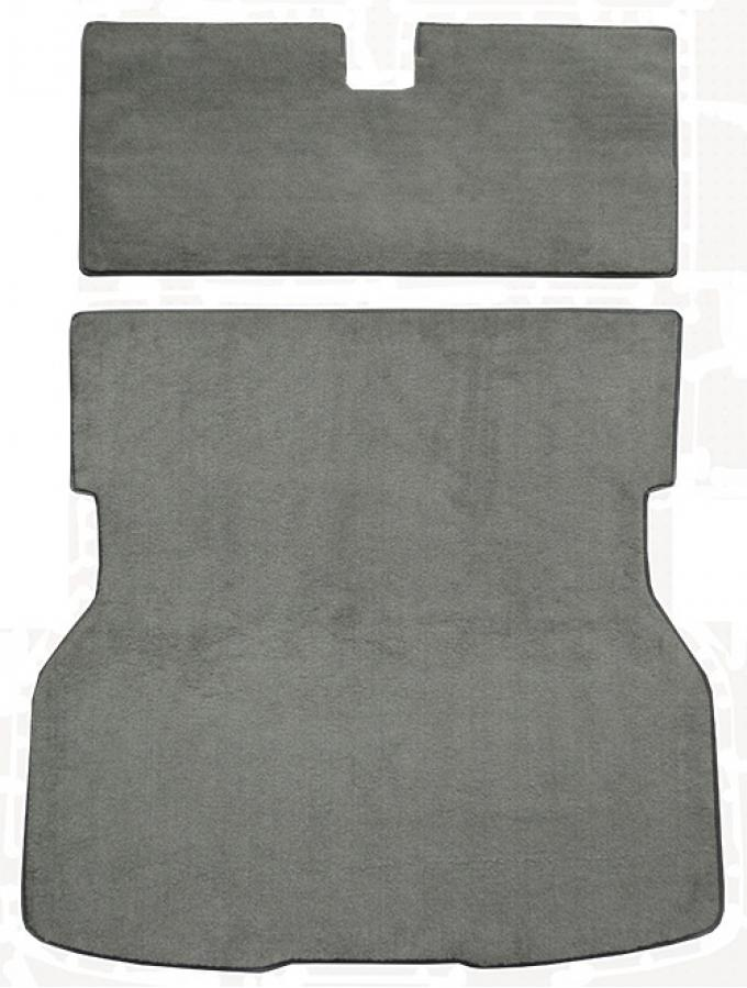 ACC  Ford Mustang Hatchback Rear Fits Bench Rear Seat Cargo Area Cutpile Carpet, 1983