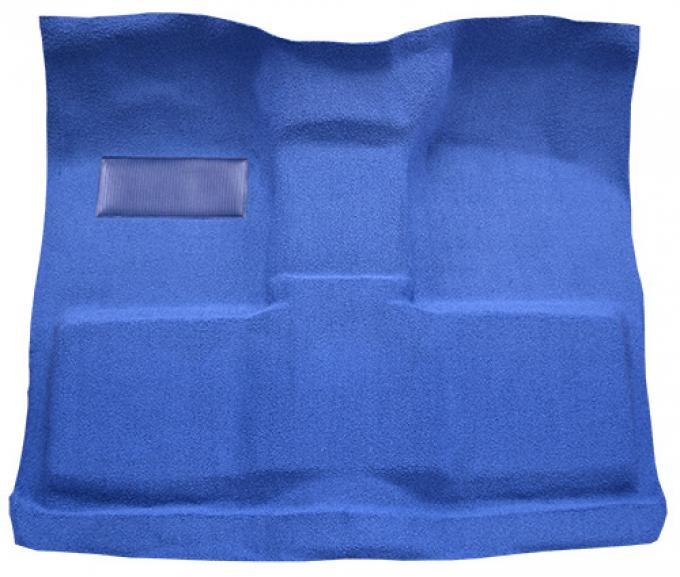 ACC  International 1010 Reg Cab 2WD Auto/Manual Loop Carpet, 1971-1973
