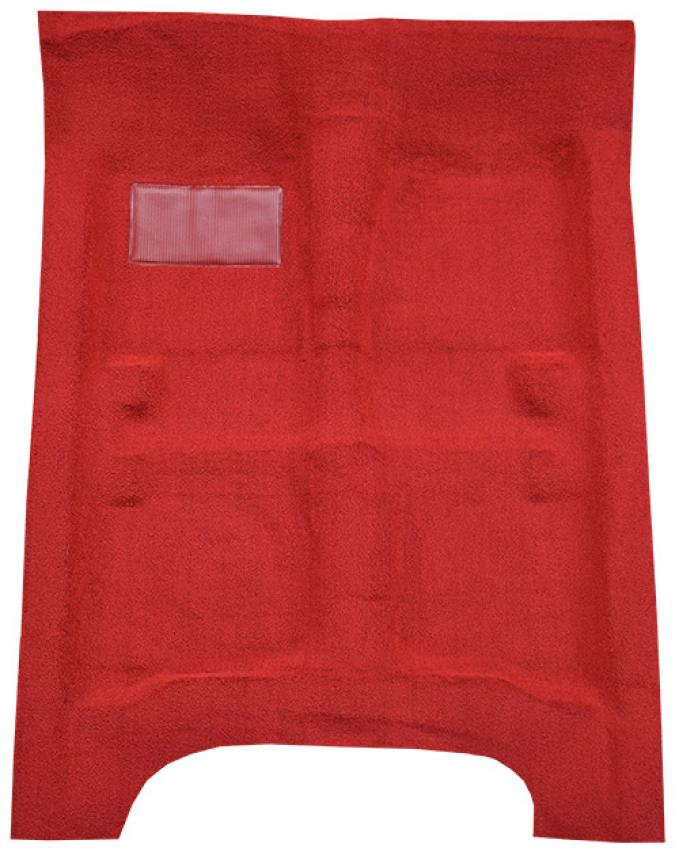 ACC  Buick Special 4DR Wagon Auto Loop Carpet, 1961-1963
