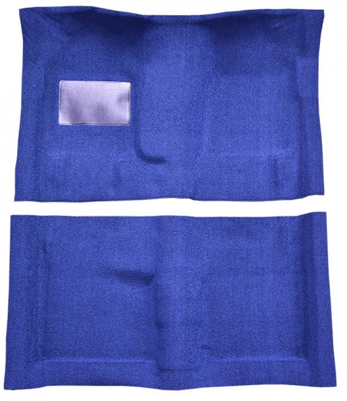 ACC  Plymouth Duster 2DR 4spd Loop Carpet, 1970-1973