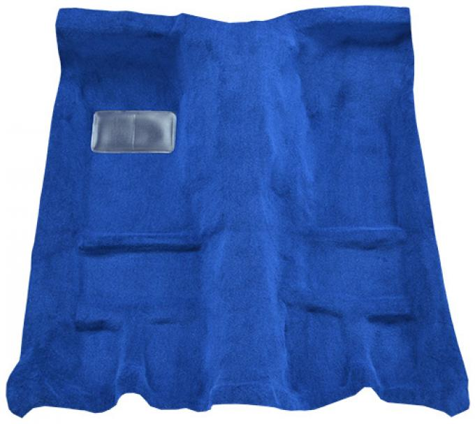 ACC  Mazda RX-7 Convertible Pass Area Cutpile Carpet, 1988-1991
