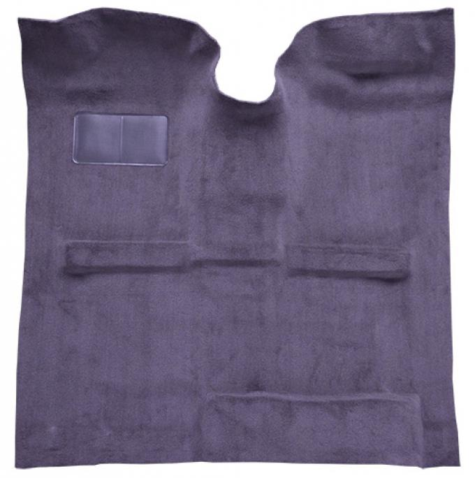 ACC  Dodge Dakota Reg Cab Auto 2 & 4WD Cutpile Carpet, 1997-2004